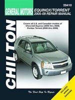 General Motors Equinox And Torrent: 2005 Thru 2009