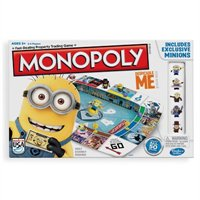 Despicable Me - Monopoly By Hasbro
