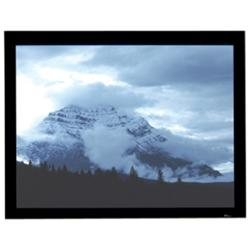 Draper Onyx Projection Screen - 70 x 70 - HiDef Grey