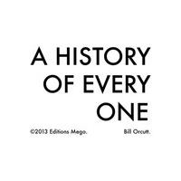Bill Orcutt - History of Every One (Music CD)