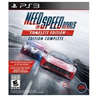 Need For Speed: Rivals Complete Edition Ps3 By Ps3