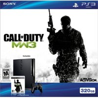Playstation 3 Hardware 320gb W/ Call Of Duty Mw3 Bundle  By Ps3
