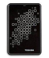 Toshiba Canvio E05a075cau3xs 750 Gb Usb 3.0 External Hard Drive - Black/silver