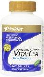 Shaklee Vita-Lea With Iron 240 ct.