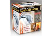 Ideaworks Motion Activated Cordless Light- Silver