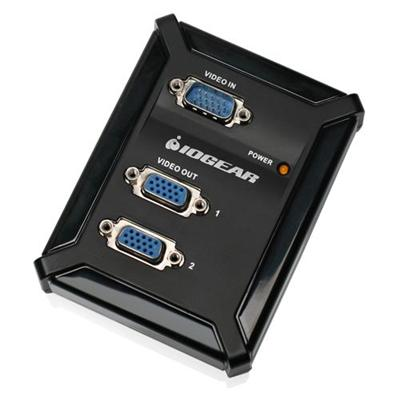 Iogear Gvs62 Gvs62 - Video Splitter - 2 X Vga - Desktop