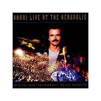 Yanni - Live At The Acropolis (Music CD)