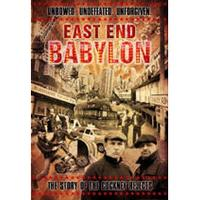 Cockney Rejects - East End Babylon: The Story Of The Cockney Rejects (DVD)