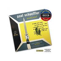 Paul Schöffler - Operatic Recital By Paul Schoeffler (Music CD)