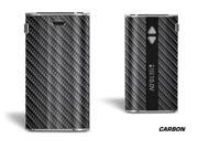 Designer Decal For Eleaf Istick 50w Vape - Carbon