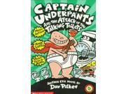 Captain Underpants and the Attack of the Talking Toilets Captain Underpants Binding: Paperback Publisher: Scholastic Paperbacks Publish Date: 1999/02/01 Synopsis: Principal Krupp once again turns into the superhero Captain Underpants in order to save the world, and Jerome Horwitz Elementary School, from the evil talking toilets and the Turbo Toilet 2000