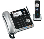 AT&T TL86109  ATT 2-line Corded/Cordless with ITAD