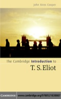 T. S. Eliot is not only one of the most important poets of the twentieth century; as literary critic and commentator on culture and society, his writing continues to be profoundly influential. This informative and accessible book provides the perfect introduction to Eliot's life and work.