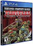 Activision 047875771376 Teenage Mutant Ninja Turtles: Mutants In Manhattan - Action/adventure Game - Playstation 4