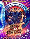 Happy New Year - 2014 Bollywood Music Audio CD / Shahrukh Khan / Deepika Padukone