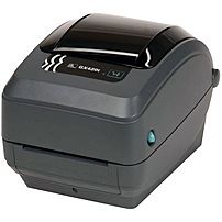 P The best in class enhanced GX420t thermal transfer printer offers the widest range of features, and fast 6 inches per second print speed to meet all your low  to medium volume printing requirements