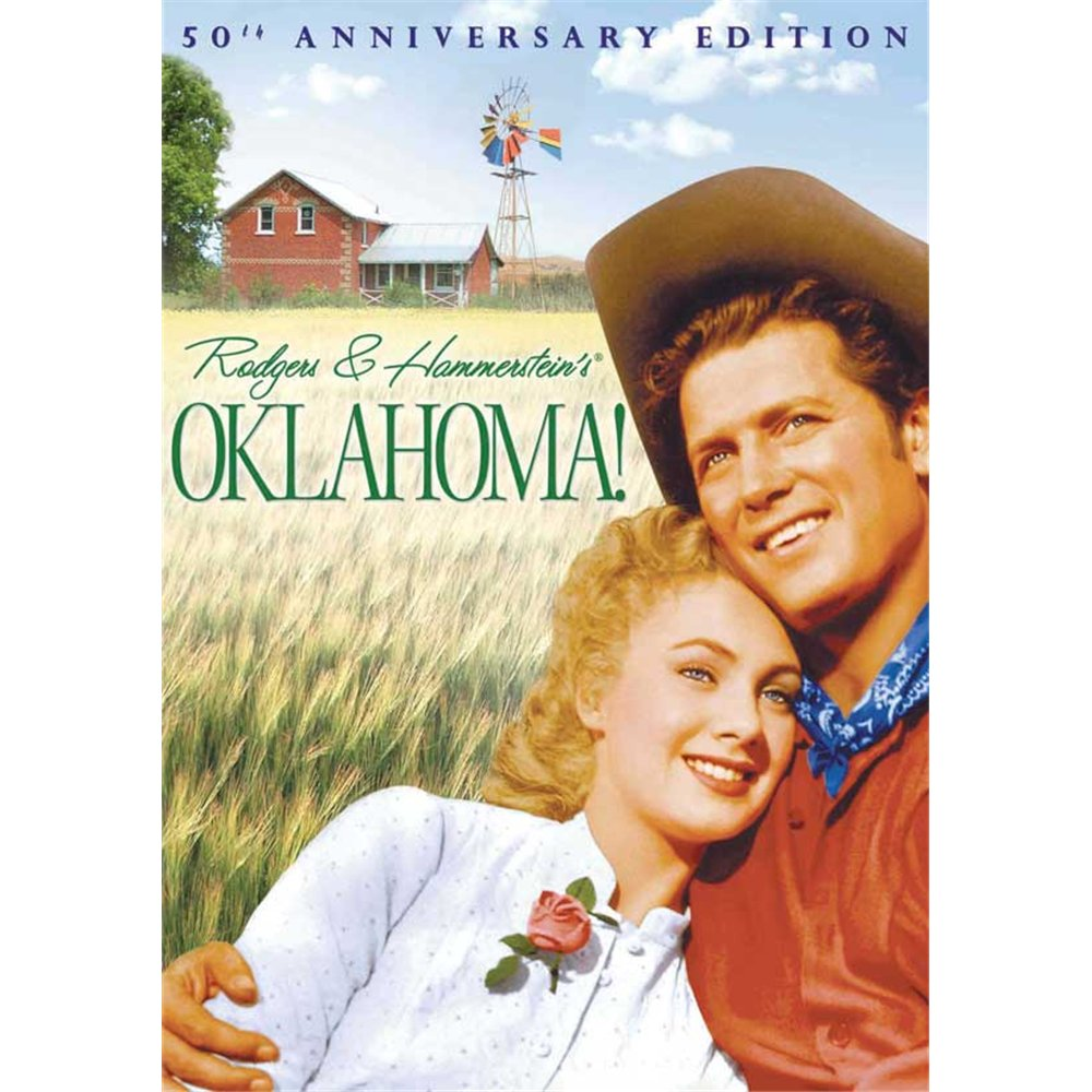 Oklahoma Poster Movie B 27 x 40 In - 69cm x 102cm Gordon MacRae Shirley Jones Rod Steiger Gloria Grahame Eddie Albert Charlotte Greenwood