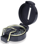 Brunton Lensatic Black Lensatic Black