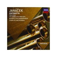 Leos Janácek: Sinfonietta; Taras Bulba (Music CD)