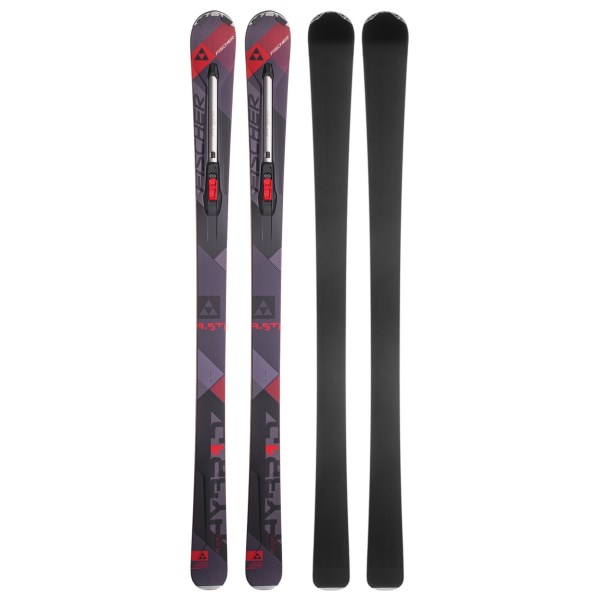 Fischer Hybrid 8.5 TI Alpine Skis (For Men)