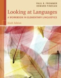 This workbook gives you the chance to use the linguistic principles you've been learning to analyze language data