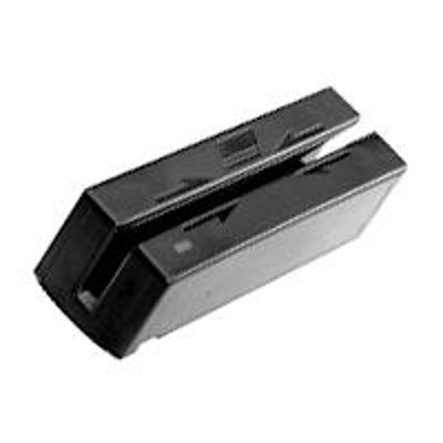Magtek 21080202 Magstripe Mini-wedge Swipe Reader - Magnetic Card Reader - Black