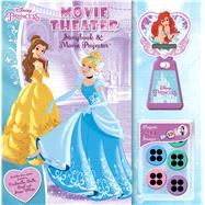 Disney Princess: Movie Theater Storybook & Movie Projector
