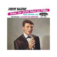 Johnny Hallyday - EP No. 6 (Nous les Gars, Nous les Filles) (Music CD)
