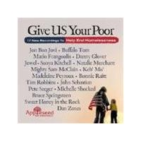 Various Artists - Give Us Your Poor (Music CD)