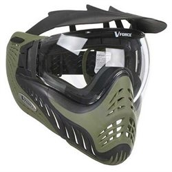 VForce Profiler Thermal Paintball Goggle Mask - Olive
