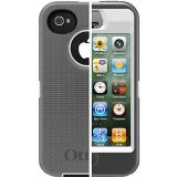 Otterbox iPhone 4S Defender Series Case- Gray
