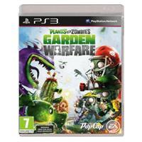 Plants Vs Zombies: Garden Warfare (PS3)