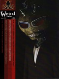 Weird Tales 359 presents interviews with Laird Barron and Richard Kirk, features on books and weird music, and short stories by Stephen Graham Jones, Evan J