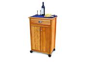 Catskill Craftsmen 21x15.25x34-in. Cuisine Cart