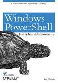 """<div align=""""center""""><h4><b>Cz?ste zadania wykonuj szybciej!</b></h4></div> <ul><li>Jakie polecenia i wyra?enia dost?pne sš w PowerShell?</li><li>Jak zarzšdza? b??dami?</li><li>Jak wykorzysta? klasy .NET oraz .COM? </li></ul><p>PowerShell powsta? w 2006 roku jako nast?pca takich interpreterów jak command.com czy te? cmd.exe, znanych z czasów systemu operacyjnego MS DOS czy te? pierwszych wyda? Windows XP"""