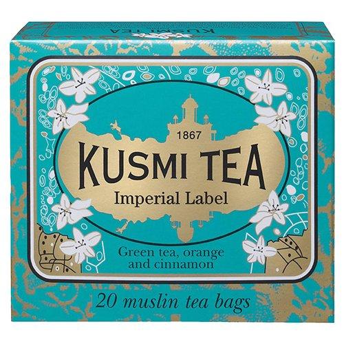 Kusmi Imperial Label Tea Bags
