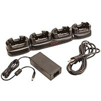 ChargeBase trade  for Captuvo SL22 for iPod touch 5  Captuvo SL42 for iPhone 5 5s Four bay sled charging cradle