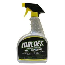 Moldex Mold Cleaner & Disinfectant, CA Compliant, 32 fl oz