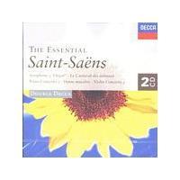 Various Artists - The Essential Saint-Saens (Music CD)