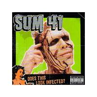 Sum 41 - Does This Look Infected? (Music CD)