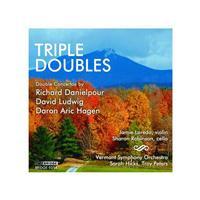 Triple Doubles: Danielpour, Hagen, Ludwig (Music CD)