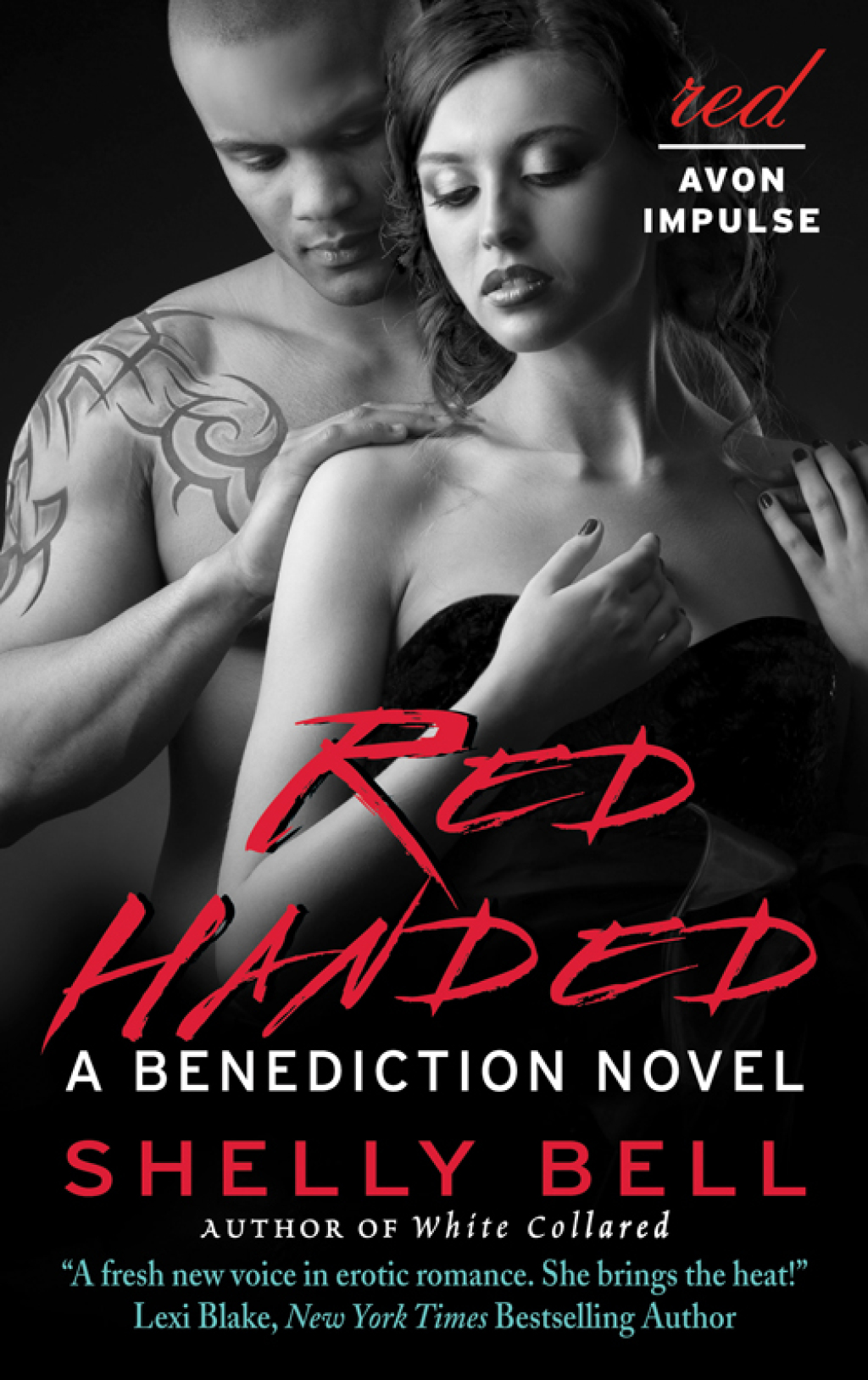 Red Handed (ebook)