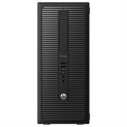 HP EliteDesk 800 G1 E3T21UT Desktop Computer - Tower Intel Core i3-4130 3.4GHz 4GB DDR3 500GB HDD DV