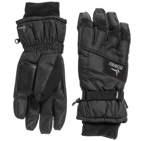 Hustle Gloves - Waterproof (for Men)