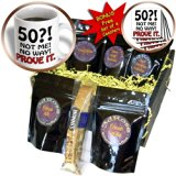 cgb_163824_1 EvaDane - Funny Quotes - 50 not me no way prove it - Coffee Gift Baskets - Coffee Gift Basket