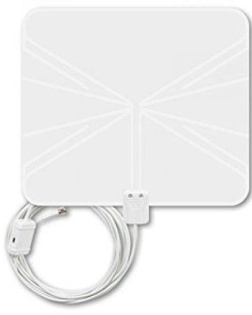 Winegard Fl5500y Flatwave Amplified Indoor Hdtv Antenna - White