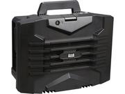 AZZA CSAZ-105 Black/Red Computer Case