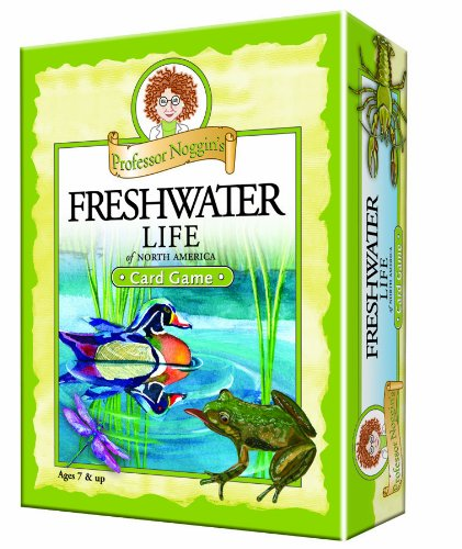 Professor Noggin's Freshwater Life of North America