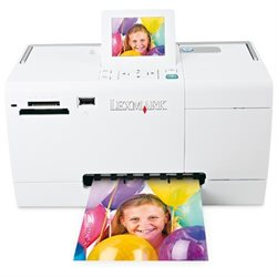 Lexmark P350 Photo Printer - Color Inkjet - Photo Printer - PC, Mac - without USB cable