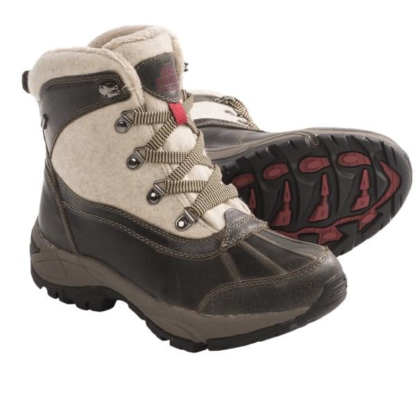 Kodiak Rochelle Winter Pac Boots - Waterproof, Insulated (For Women)